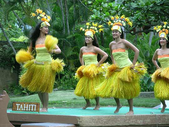Polynesian Cultural Center, picture