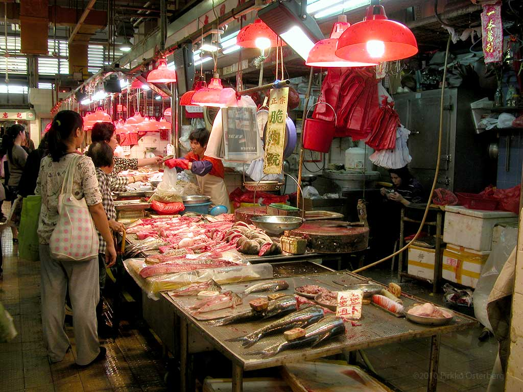 HK Fishmarket