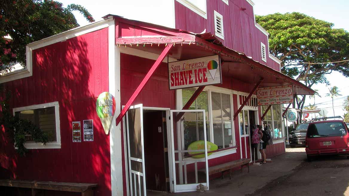 Haleiwa house