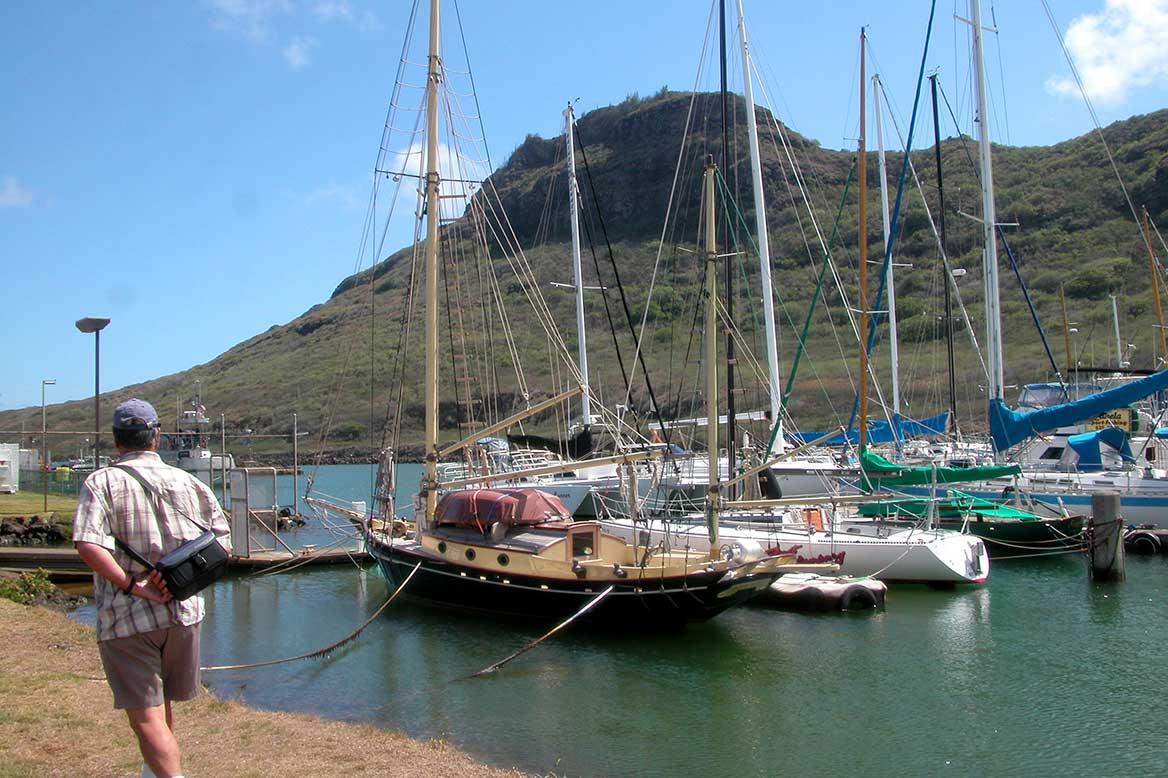 Lihue Harbour